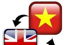 Dịch thuật công chứng tiếng Anh tại Quốc Oai